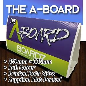 The A-Board by Boardz.co.za