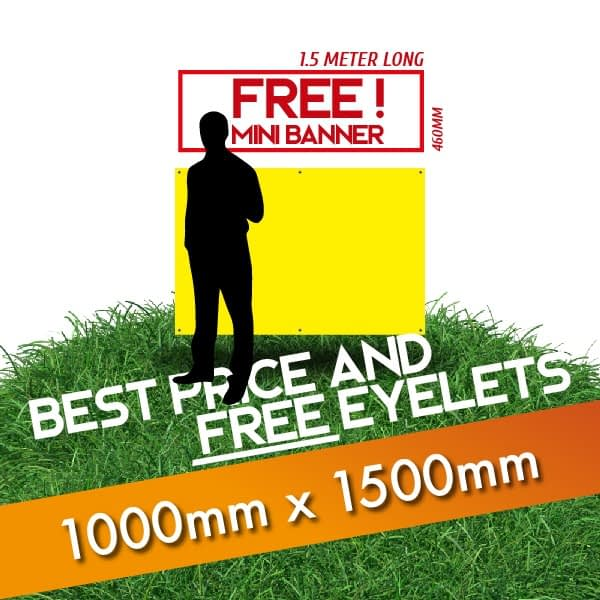 pvc full colour banner