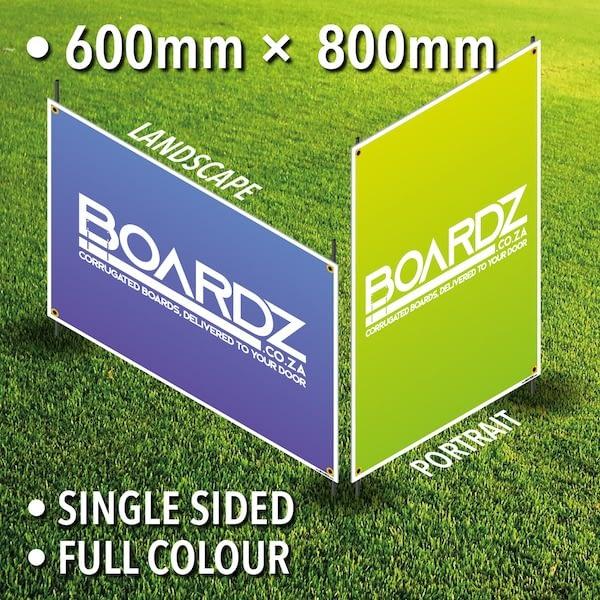 correx board, correx board printing, correx signs, estate agent boards,