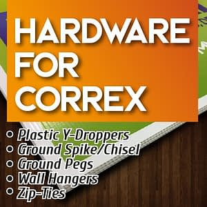 Hardware for Correx Boards